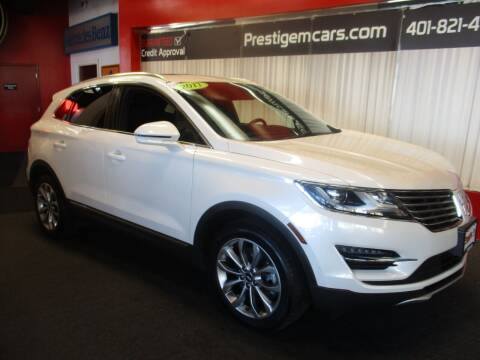 2017 Lincoln MKC for sale at Prestige Motorcars in Warwick RI