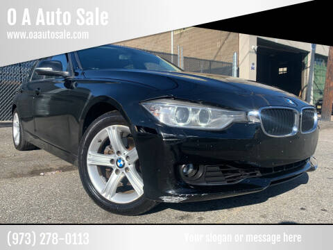 2013 BMW 3 Series for sale at O A Auto Sale in Paterson NJ