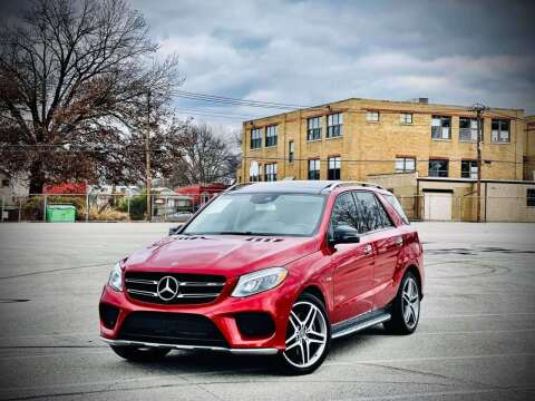 2017 Mercedes-Benz GLE for sale at ARCH AUTO SALES in St. Louis MO