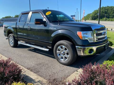 2014 Ford F-150 for sale at Car City Automotive in Louisa KY