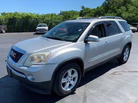 2008 GMC Acadia for sale at American Motors Inc. - Cahokia in Cahokia IL
