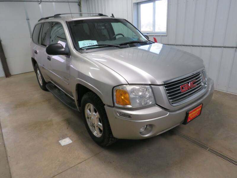 2006 GMC Envoy for sale at Grey Goose Motors in Pierre SD
