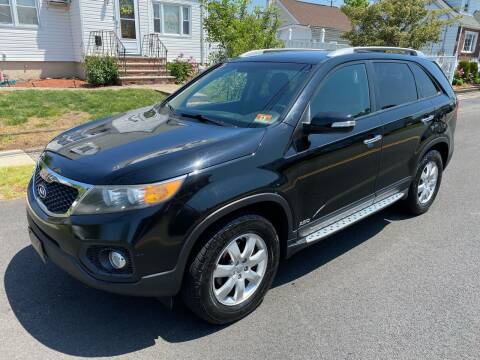 2012 Kia Sorento for sale at Jordan Auto Group in Paterson NJ