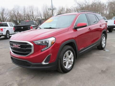 2018 GMC Terrain for sale at Low Cost Cars North in Whitehall OH
