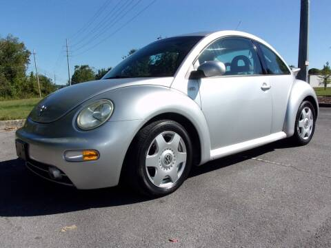 2001 Volkswagen New Beetle for sale at Unique Auto Brokers in Kingsport TN