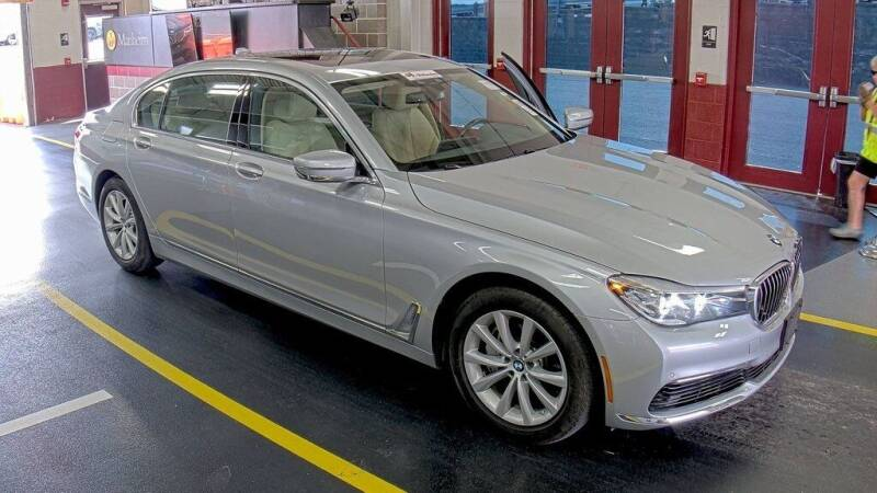 2019 BMW 7 Series for sale at Coast to Coast Imports in Fishers IN