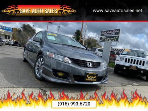 2009 Honda Civic for sale at Save Auto Sales in Sacramento CA