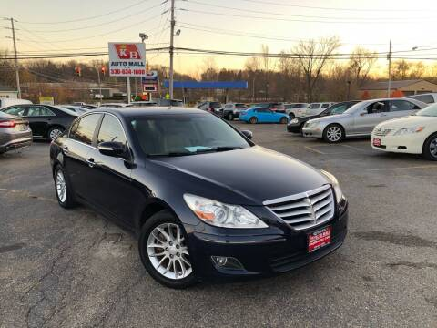 2011 Hyundai Genesis for sale at KB Auto Mall LLC in Akron OH