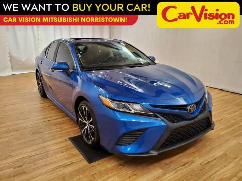 2020 Toyota Camry for sale at Car Vision Mitsubishi Norristown in Trooper PA