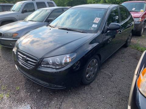 2007 Hyundai Elantra for sale at Trocci's Auto Sales in West Pittsburg PA