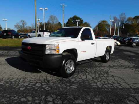 2007 Chevrolet Silverado 1500 Classic for sale at Paniagua Auto Mall in Dalton GA
