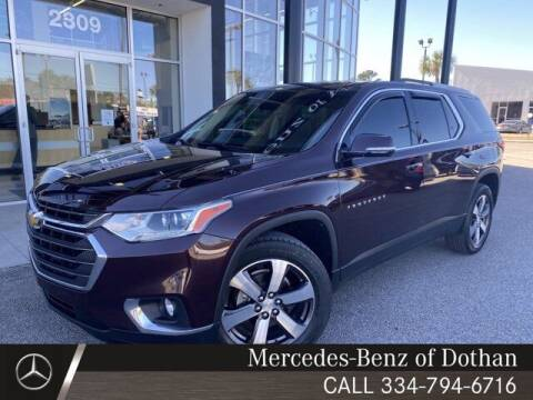 2018 Chevrolet Traverse for sale at Mike Schmitz Automotive Group in Dothan AL