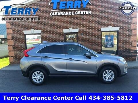 2019 Mitsubishi Eclipse Cross for sale at Terry Clearance Center in Lynchburg VA
