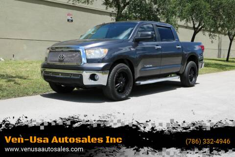 2011 Toyota Tundra for sale at Ven-Usa Autosales Inc in Miami FL