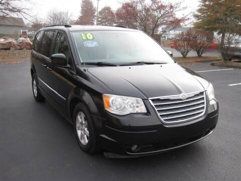 2010 Chrysler Town and Country for sale at Reza Dabestani in Knoxville TN