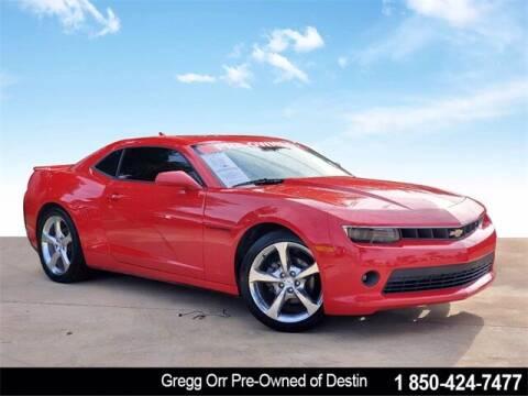 2014 Chevrolet Camaro for sale at Gregg Orr Pre-Owned of Destin in Destin FL