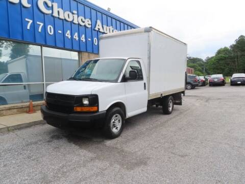 2016 Chevrolet Express Cutaway for sale at Southern Auto Solutions - 1st Choice Autos in Marietta GA