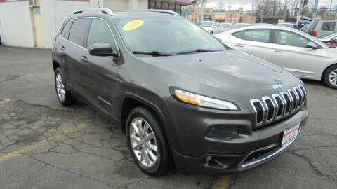 2016 Jeep Cherokee for sale at Absolute Motors 2 in Hammond IN