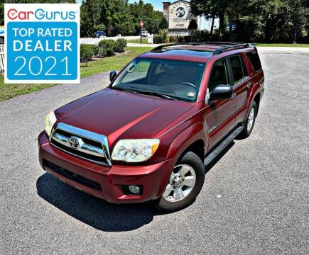 2007 Toyota 4Runner for sale at Brothers Auto Sales of Conway in Conway SC