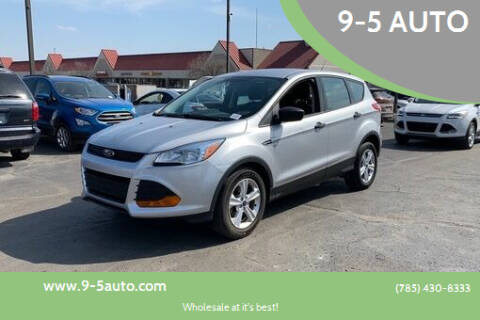 2016 Ford Escape for sale at 9-5 AUTO in Topeka KS