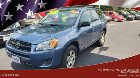 2010 Toyota RAV4 for sale at Valpo Motors Inc. in Valparaiso IN