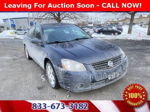 2006 Nissan Altima for sale at Glenbrook Dodge Chrysler Jeep Ram and Fiat in Fort Wayne IN