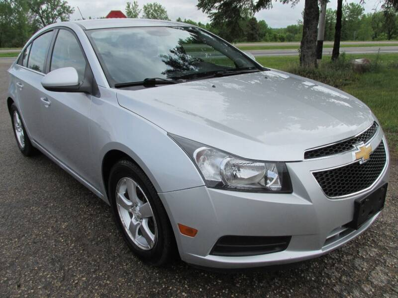 2012 Chevrolet Cruze for sale at Buy-Rite Auto Sales in Shakopee MN