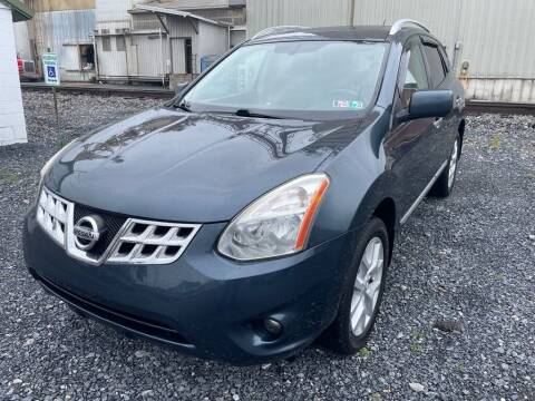 2012 Nissan Rogue for sale at NOLT AUTO SALES LLC in Manheim PA