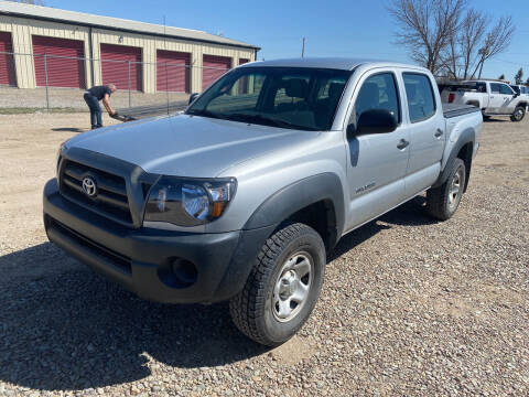 2007 Toyota Tacoma for sale at Truck Buyers in Magrath AB