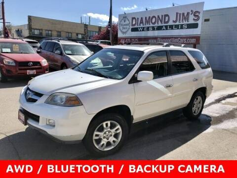 2006 Acura MDX for sale at Diamond Jim's West Allis in West Allis WI