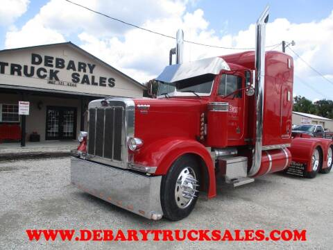 1993 Peterbilt 379 for sale at DEBARY TRUCK SALES in Sanford FL