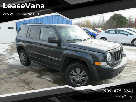 2016 Jeep Patriot for sale at LeaseVana in Saginaw MI
