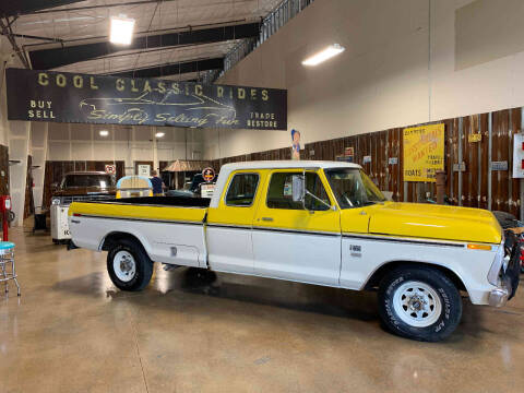 1975 Ford F-350 for sale at Cool Classic Rides in Redmond OR