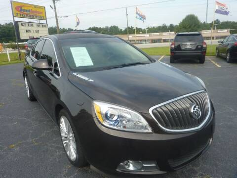 2013 Buick Verano for sale at Roswell Auto Imports in Austell GA
