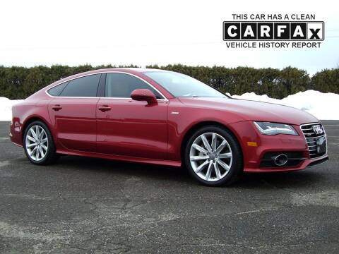 2012 Audi A7 for sale at Atlantic Car Company in East Windsor CT