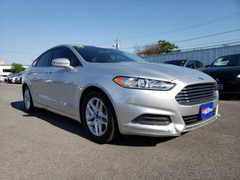 2016 Ford Fusion for sale at All Star Mitsubishi in Corpus Christi TX