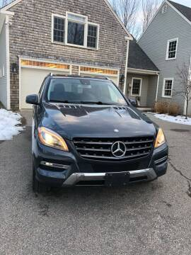 2015 Mercedes-Benz M-Class for sale at Dave's Garage Inc in Hampton Beach NH