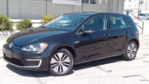 2016 Volkswagen e-Golf for sale at Clean Fuels Utah - SLC in Salt Lake City UT