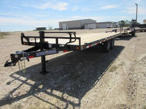 2021 Load Trail DK022014K for sale at Nore's Auto & Trailer Sales - Equipment Trailers in Kenmare ND