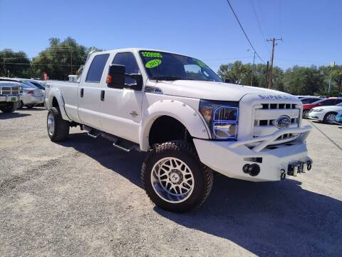 2013 Ford F-350 Super Duty for sale at Canyon View Auto Sales in Cedar City UT