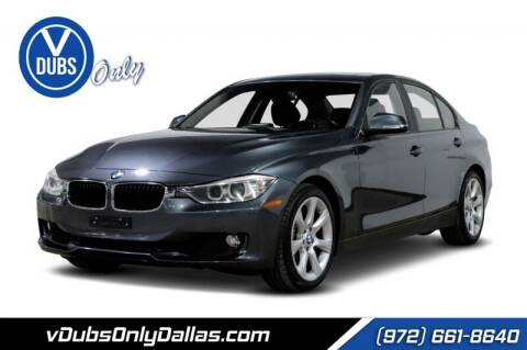 2014 BMW 3 Series for sale at VDUBS ONLY in Dallas TX