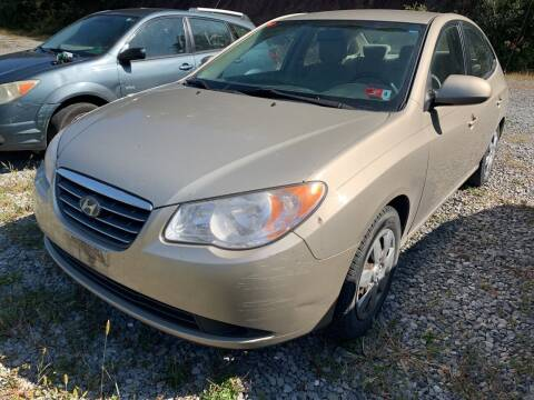 2008 Hyundai Elantra for sale at Turner's Inc in Weston WV