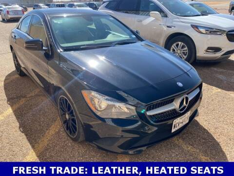 2014 Mercedes-Benz CLA for sale at STANLEY FORD ANDREWS in Andrews TX