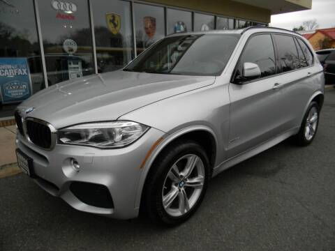 2015 BMW X5 for sale at Platinum Motorcars in Warrenton VA