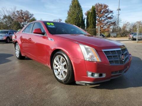 2008 Cadillac CTS for sale at Newcombs Auto Sales in Auburn Hills MI