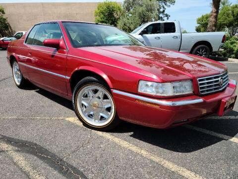 2001 Cadillac Eldorado for sale at Arizona Auto Resource in Tempe AZ