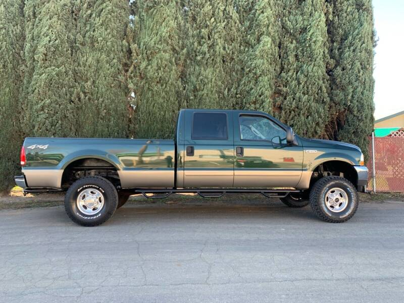 2003 Ford F-250 Super Duty for sale at River City Auto Sales Inc in West Sacramento CA
