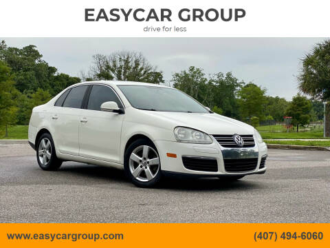 2008 Volkswagen Jetta for sale at EASYCAR GROUP in Orlando FL