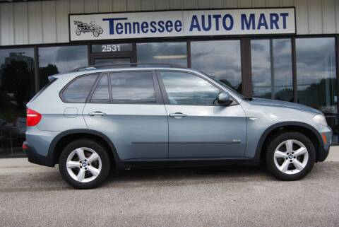 2008 BMW X5 for sale at Tennessee Auto Mart Columbia in Columbia TN