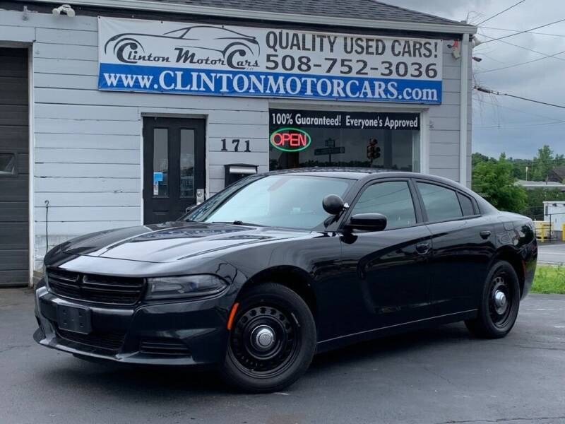 2016 Dodge Charger for sale at Clinton MotorCars in Shrewsbury MA